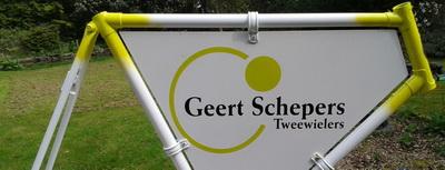 Logo Geert Schepers Tweewielers