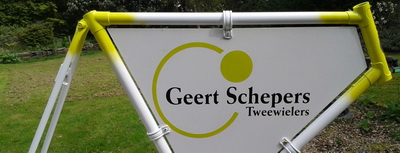 Logo Geert Schepers Tweewielers